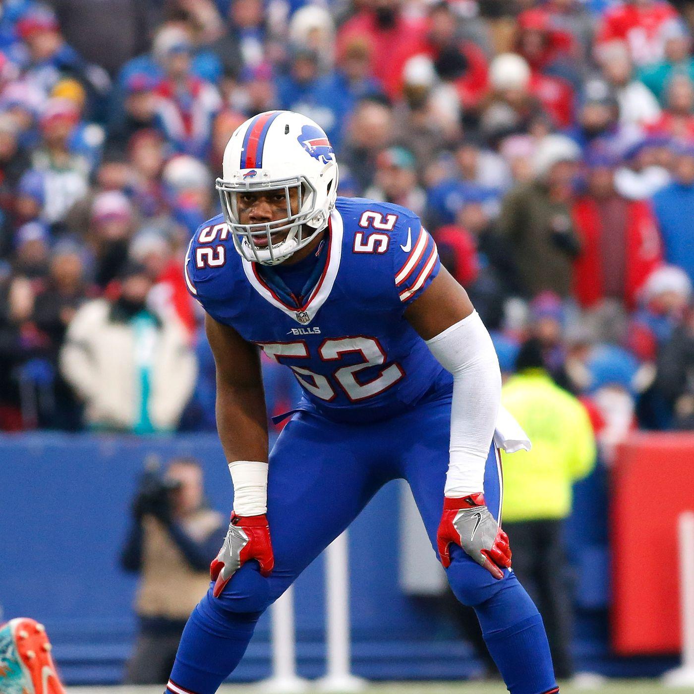 Is Buffalo Bills linebacker Preston Brown good or not? - Buffalo ...