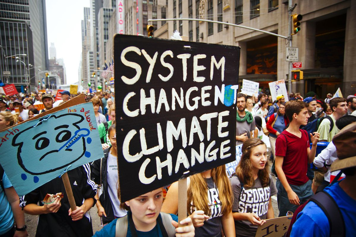 climate youths