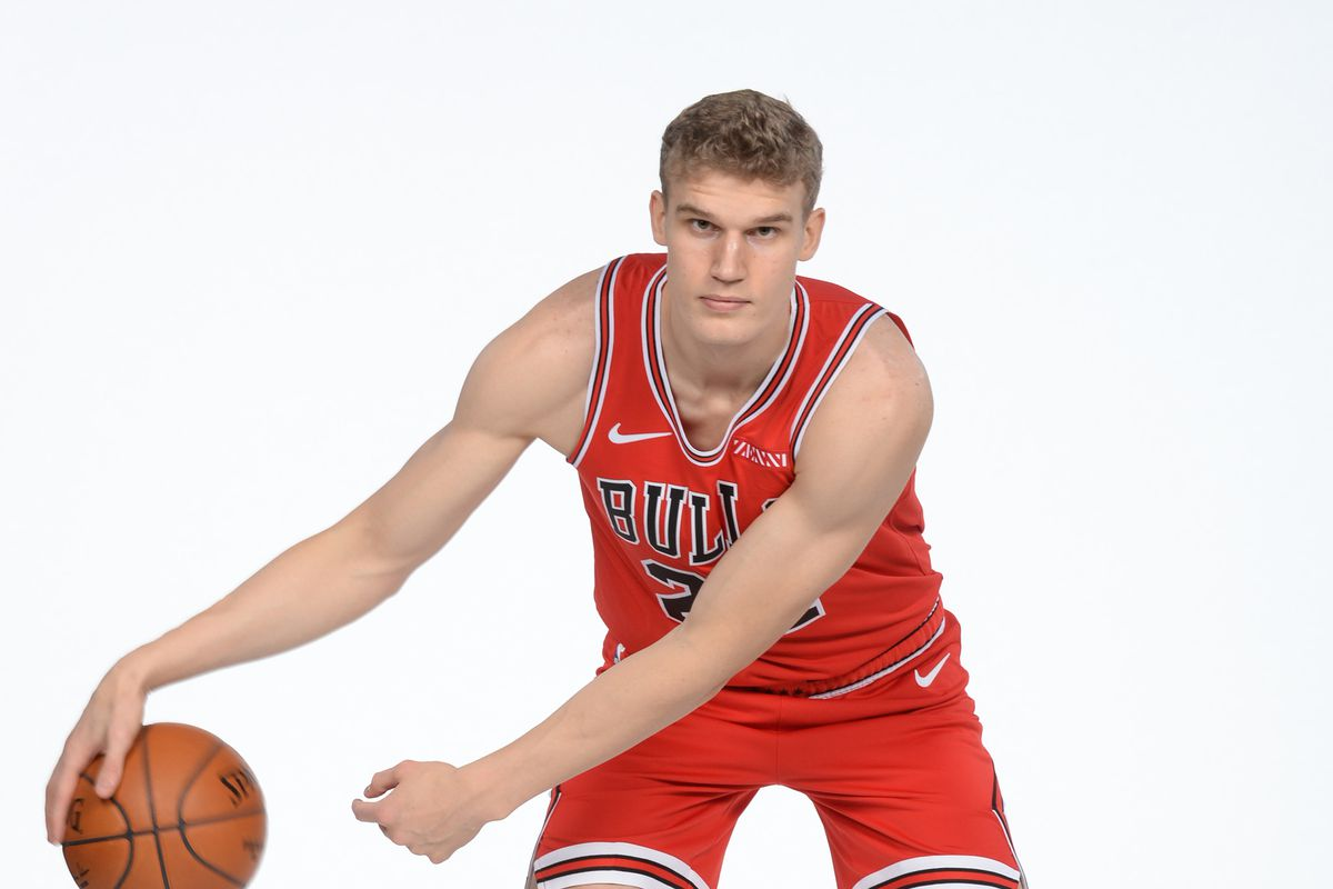 2020-21 Chicago Bulls Content Day
