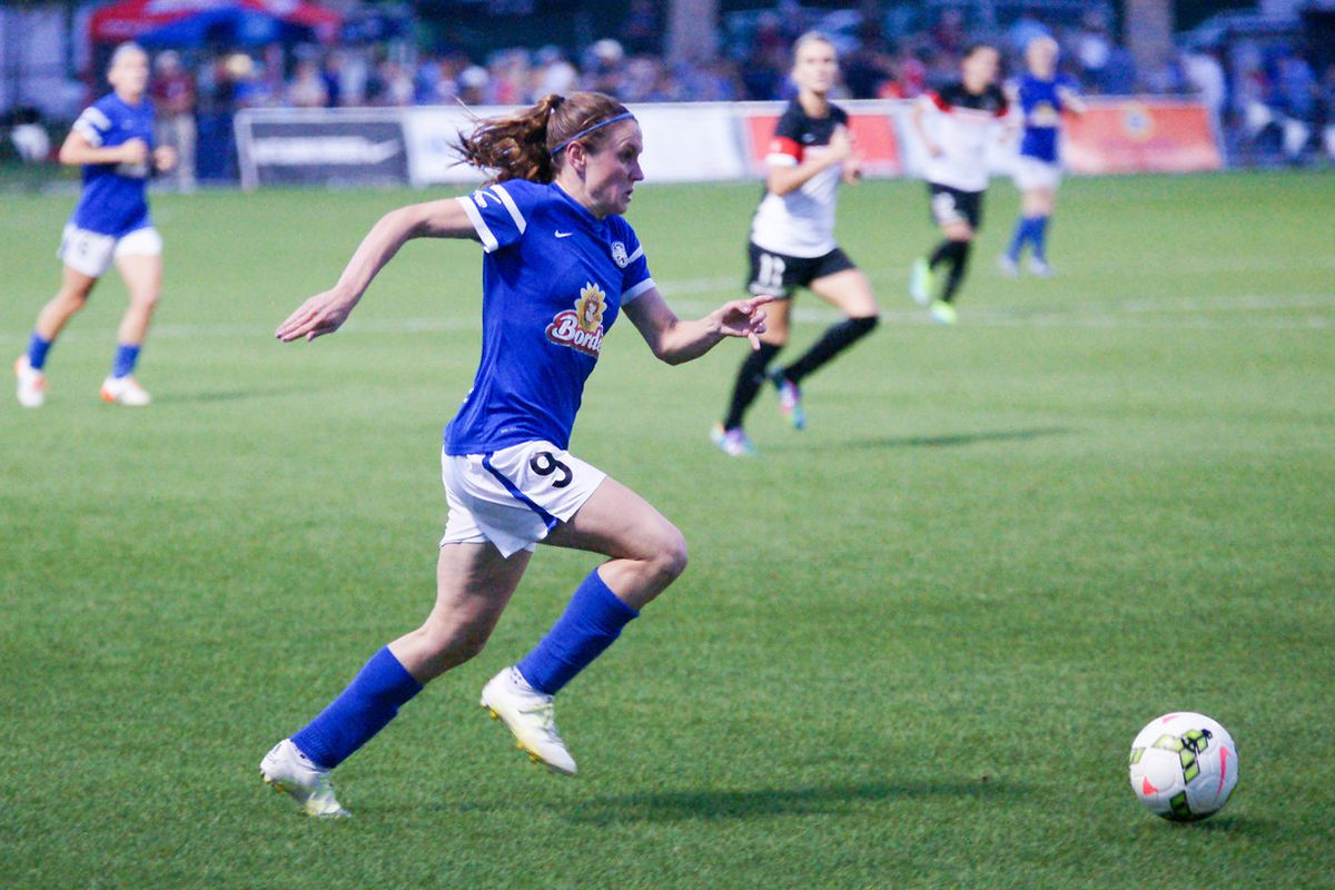 O'Reilly could be key to victory versus her former team