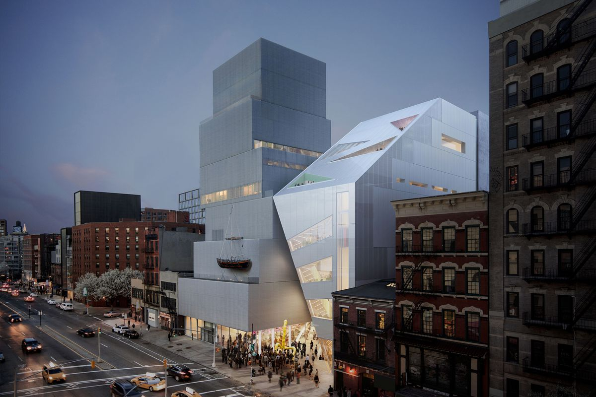 New Museum Unveils New Rem Koolhaas Designed Addition