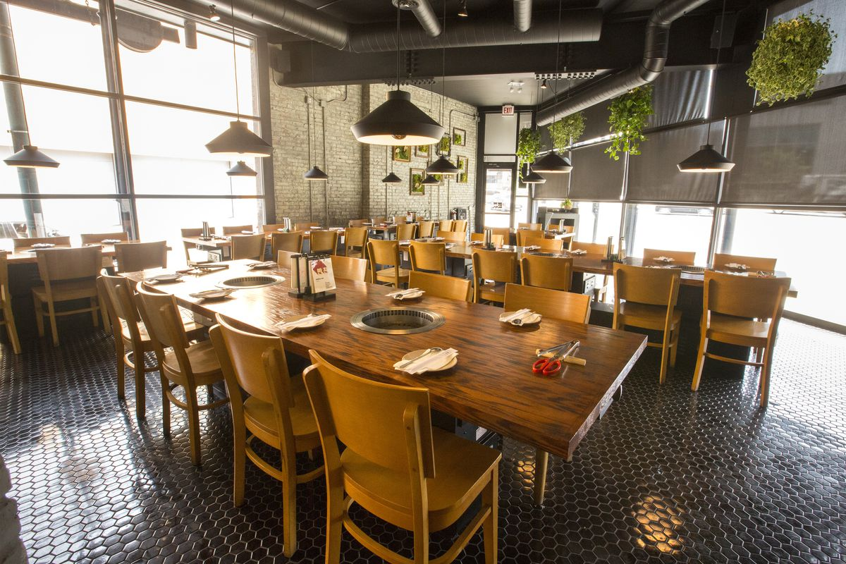 Perilla Korean To Take Over San Soo Korean Bbq In River West