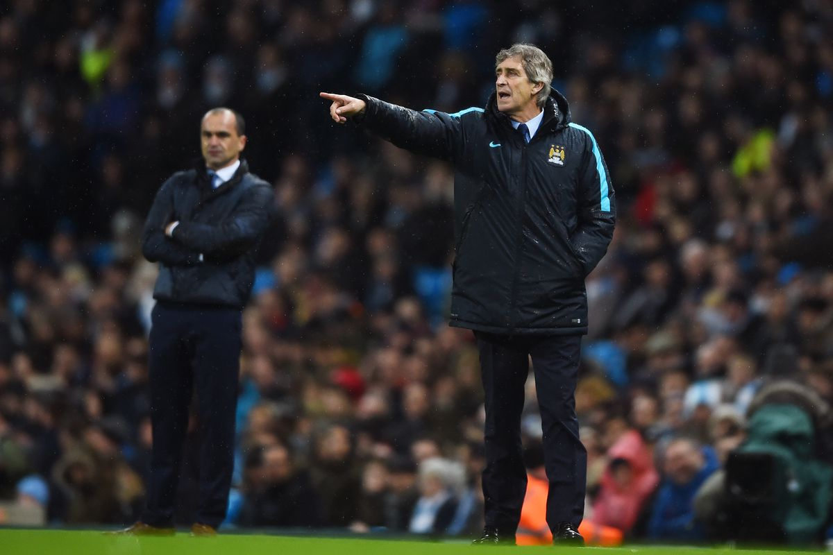 Roberto Martinez and Manuel Pellegrini will desperately want a win on Wednesday, and a shot at the Capital One Cup against Liverpool.