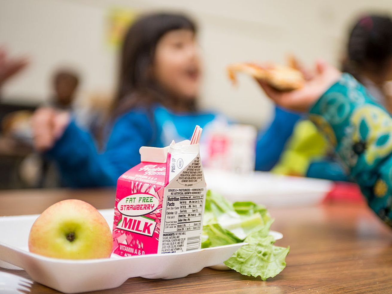 Under Trump, schools won't have to lower their sodium targets for now — which means kids can still be served lunches that meet their maximum daily recommended intake of salt.