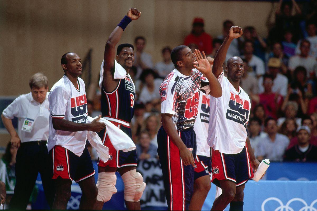 1992 Olympics - Gold Medal Game: Croatia v United States
