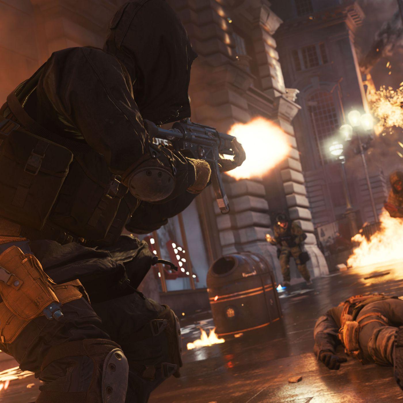 Some Of Call Of Duty Modern Warfare S Guns Don T Work Like You