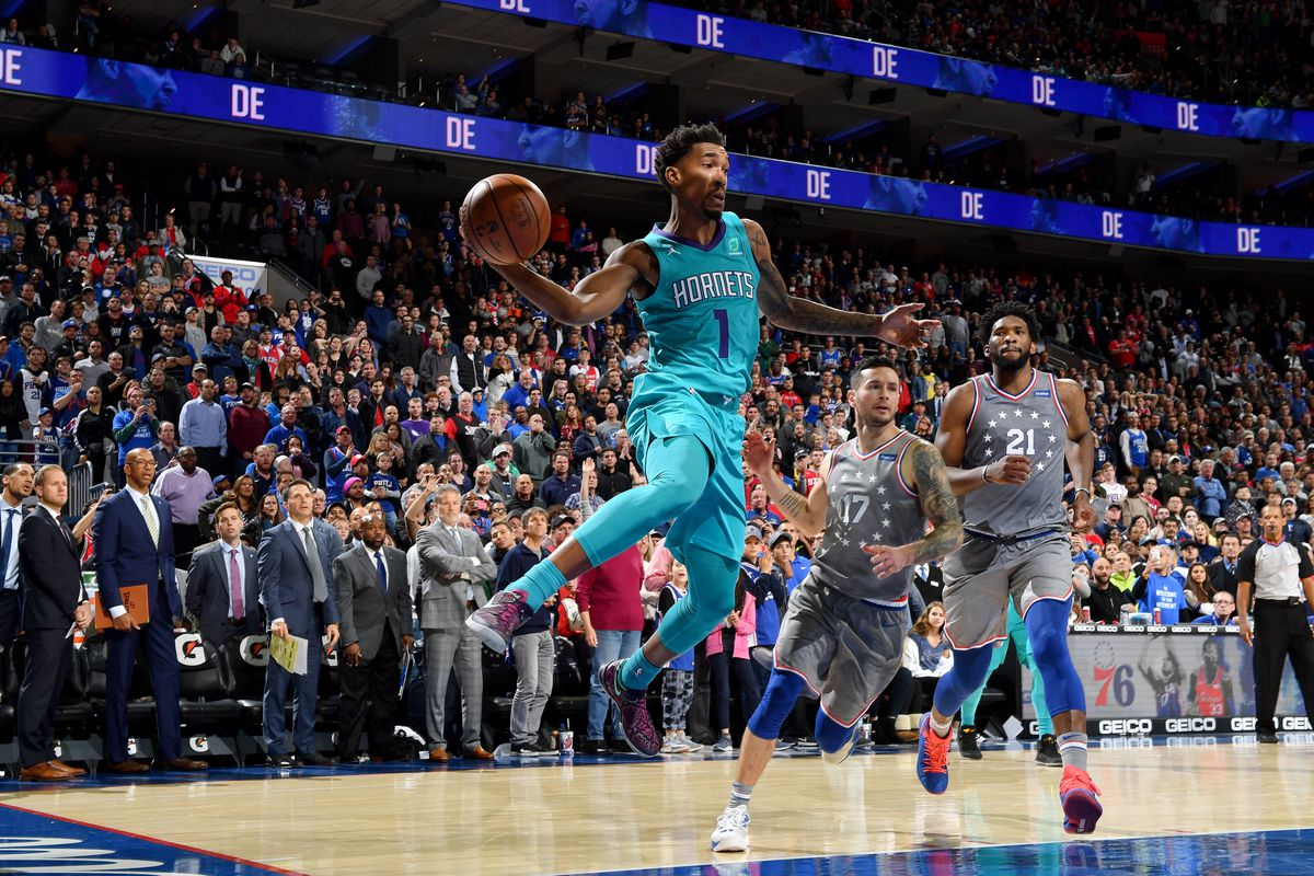 76ers vs hornets - photo #37