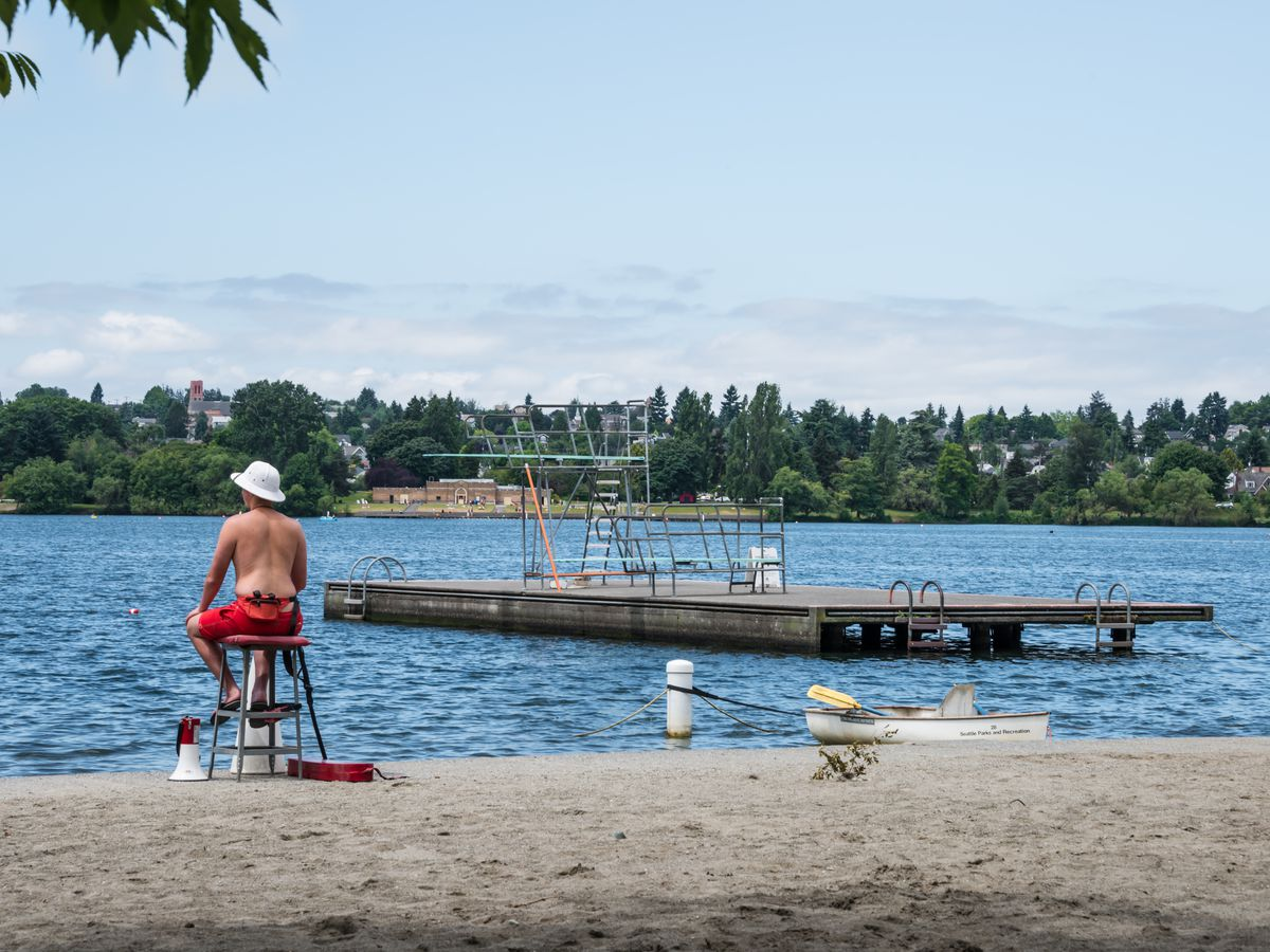 The Best Outdoor Swimming Spots Around Seattle