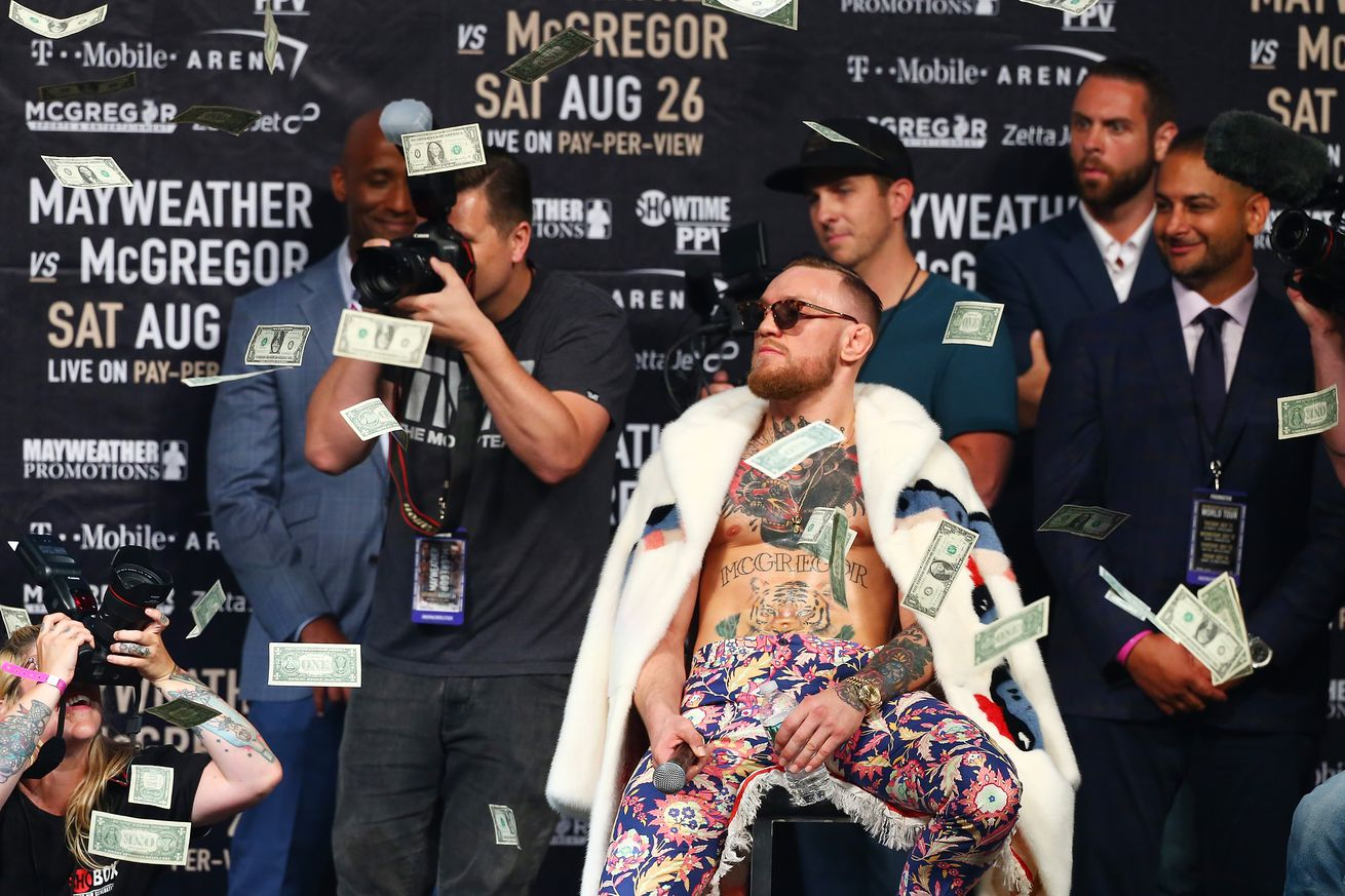 Pros react to Floyd Mayweather vs. Conor McGregor press conference in Brooklyn