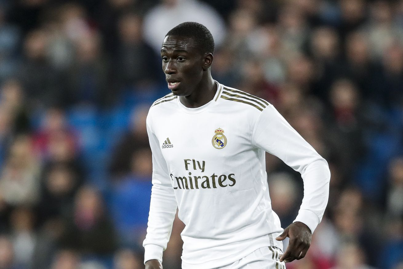Mendy is one yellow card away from missing El Clasico with a suspension