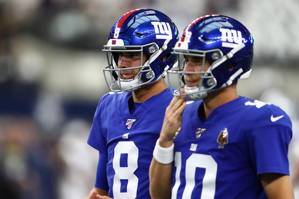 new style 3cff7 ca3ea Eli Manning made it too hard for Giants to keep sitting ...