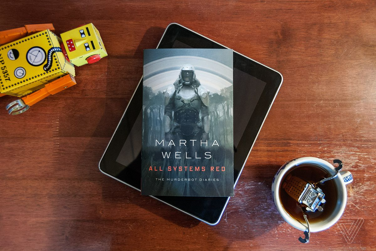 All Systems Red Chronicles The Life Of A Robot That Calls