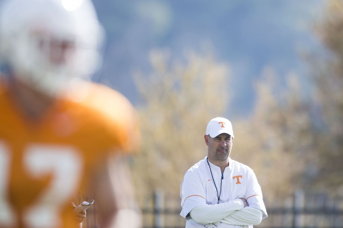 Sports: Tennessee Practice