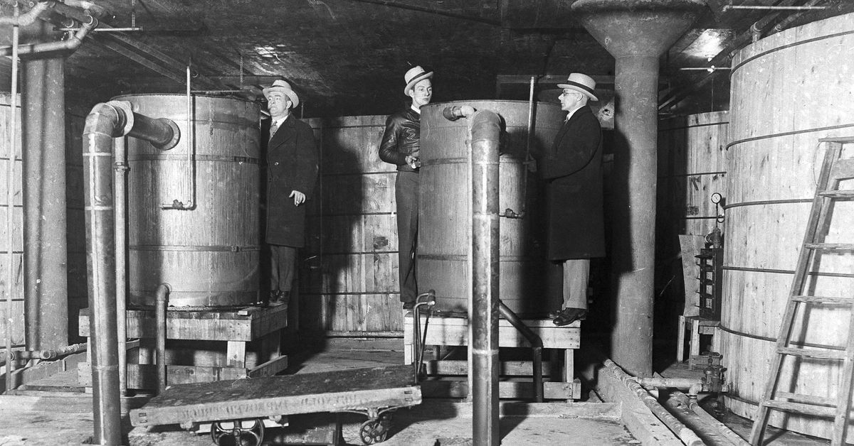 Prohibition in Detroit: Mapping the city's speakeasies and smuggling spots
