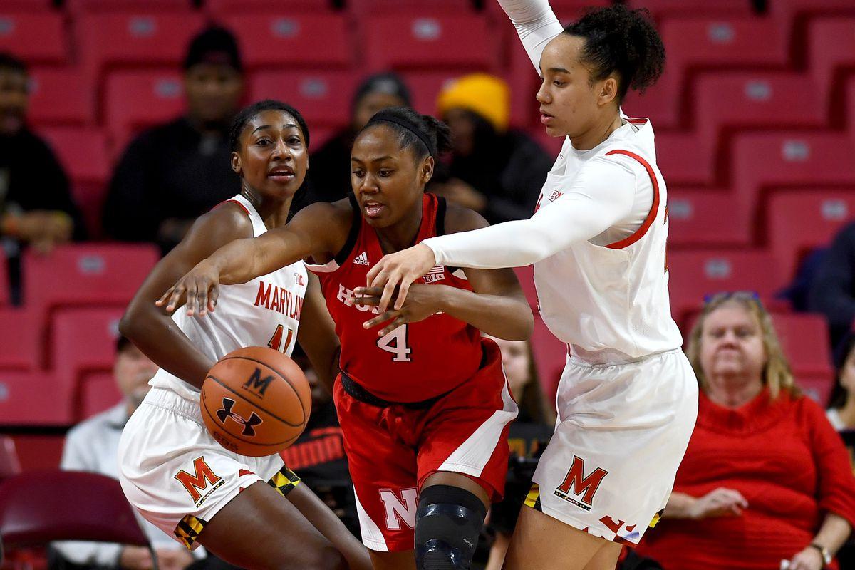 University of Maryland Terrapins women's basketball vs. Nebraska Cornhuskers