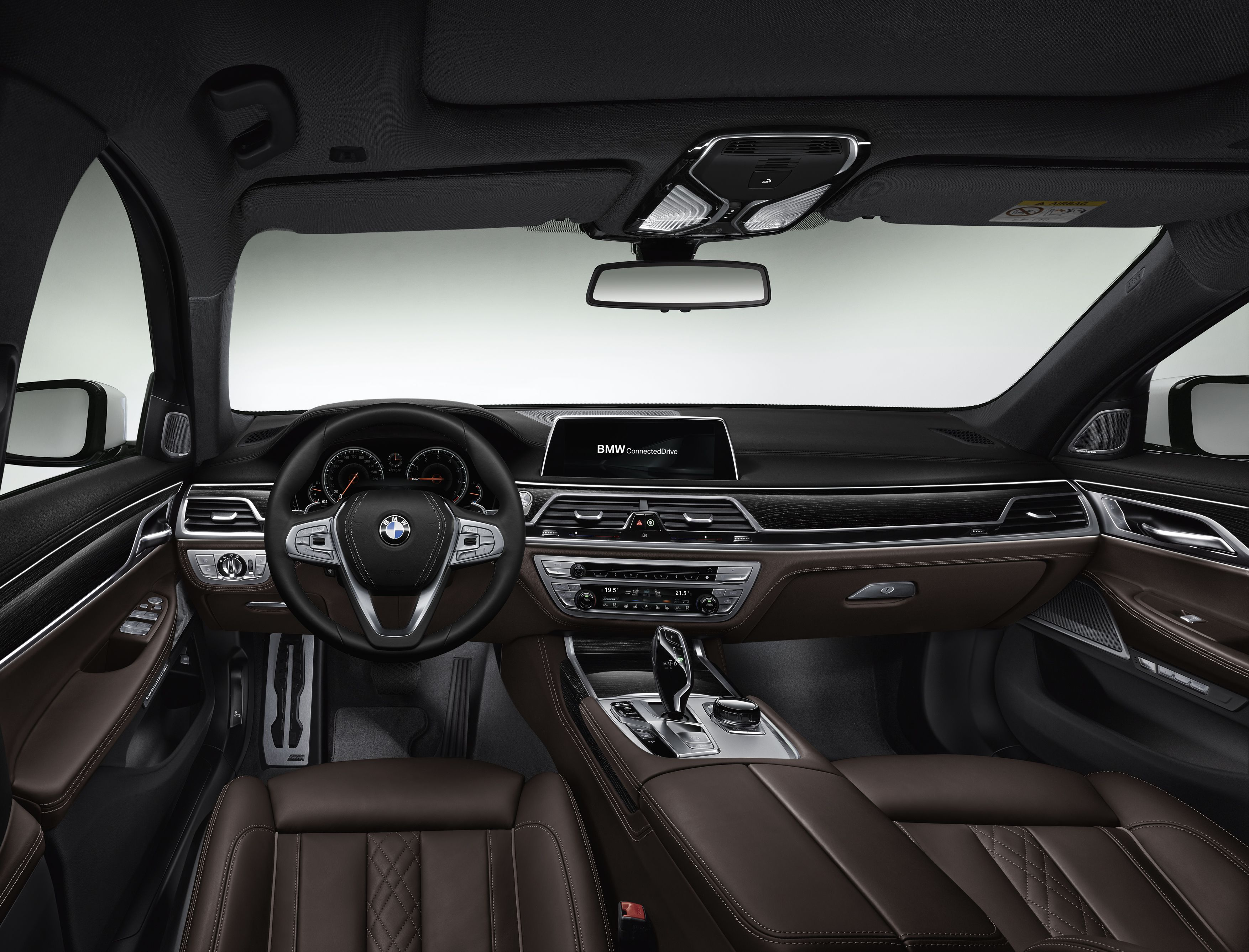 this is the new bmw 7 series, a rolling temple to high-tech | the