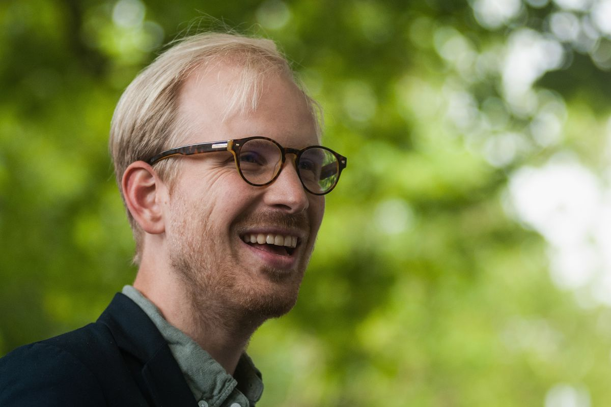 Rutger Bregman Historian Meet The Folk Hero Of Davos Vox