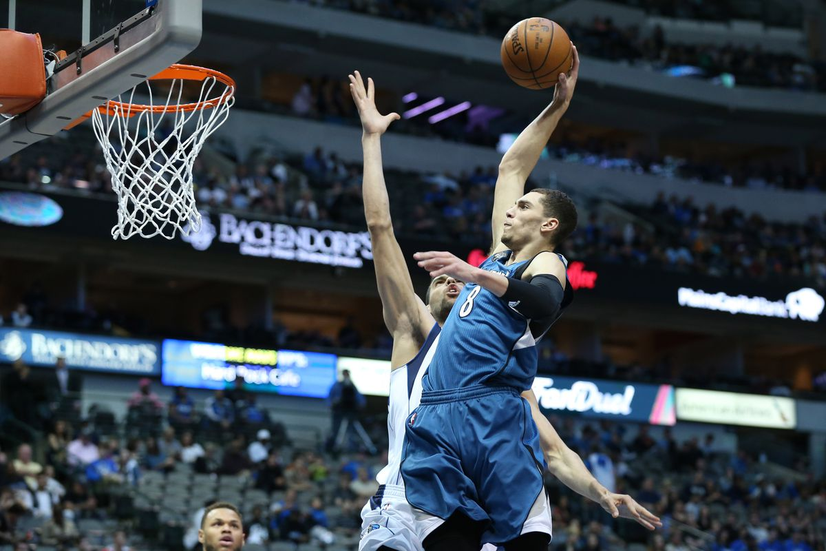 A Few Thoughts  On Zach LaVine - Canis Hoopus 123afff99