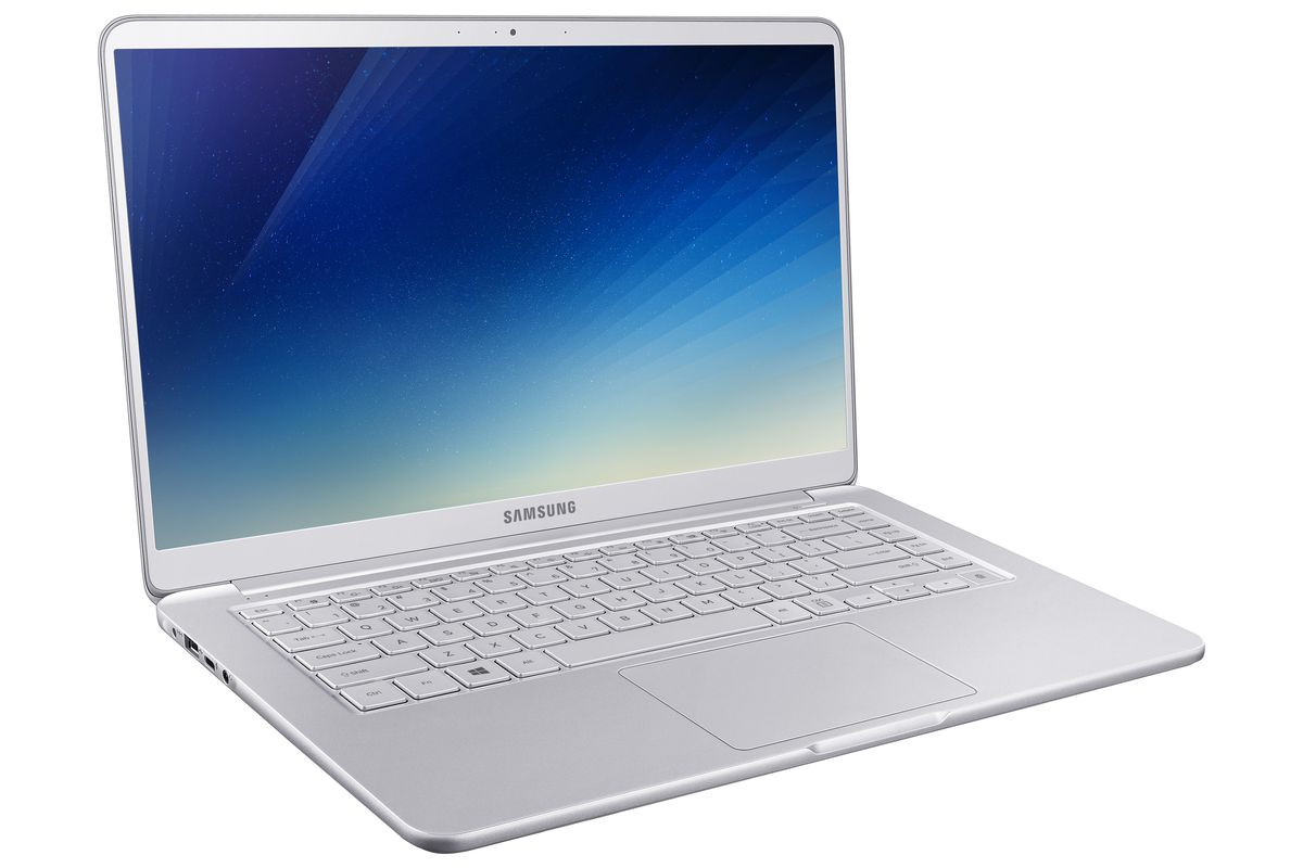 Samsung announced new Windows 10 PCs from its Notebook 9 series