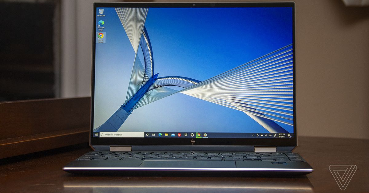 HP Spectre x360, Best Student Laptops for Studying