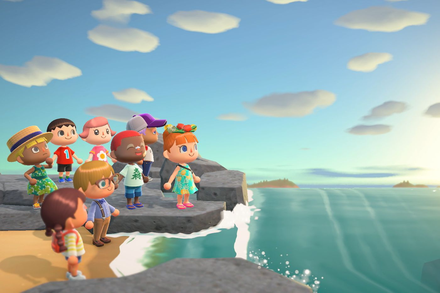 Animal Crossing New Horizons Includes Skin Tone Options Gender Neutral Hairstyles Polygon