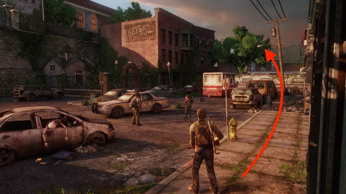 The Last of Us 'Bill's Town' collectibles locations guide
