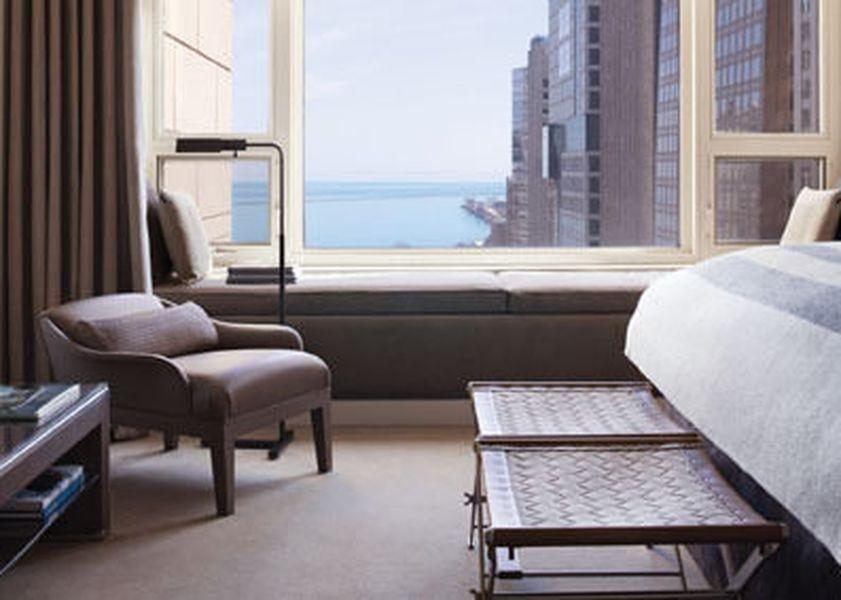 Inside The New Bottega Veneta Suite At The Park Hyatt