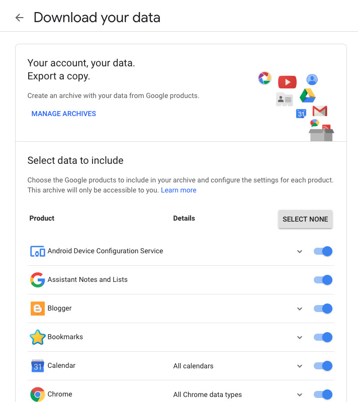 How to download your Google+ data - The Verge