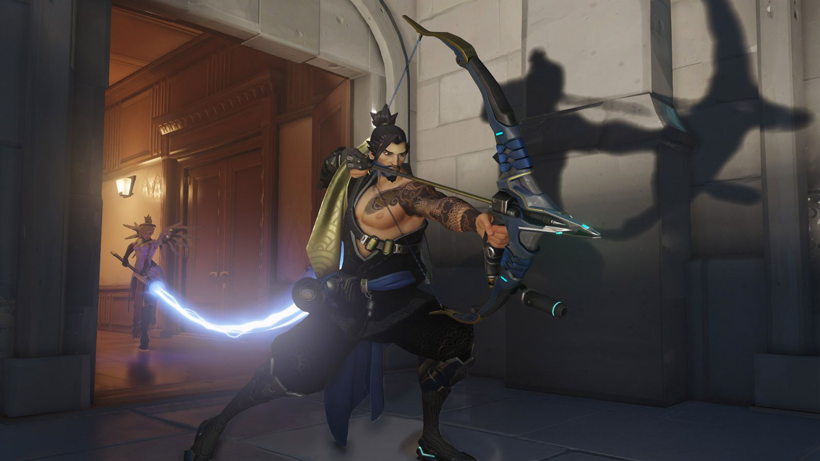 Blizzard Details Overwatch S New Competitive Play Mode