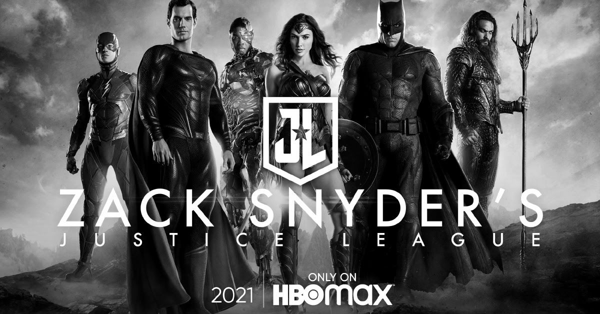 The 'Snyder Cut' of Justice League is coming to HBO Max in 2021