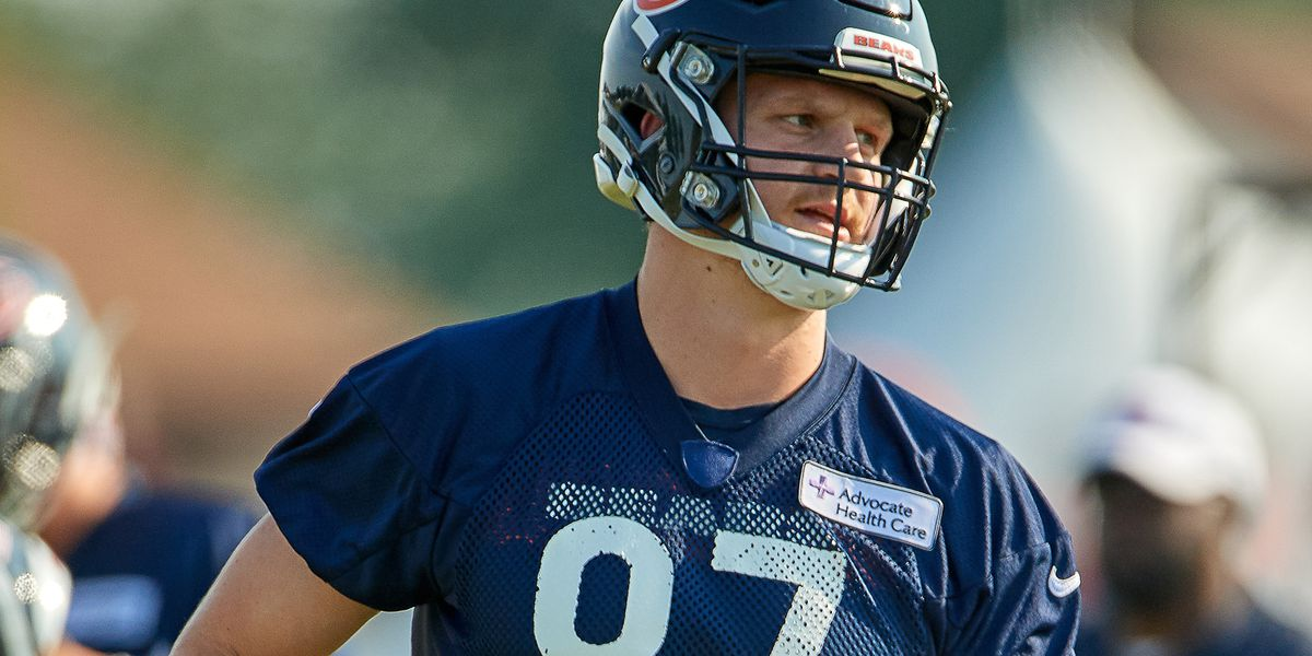 brand new a0f59 6a17e Chicago Bears Camp recap and injury report - Windy City Gridiron