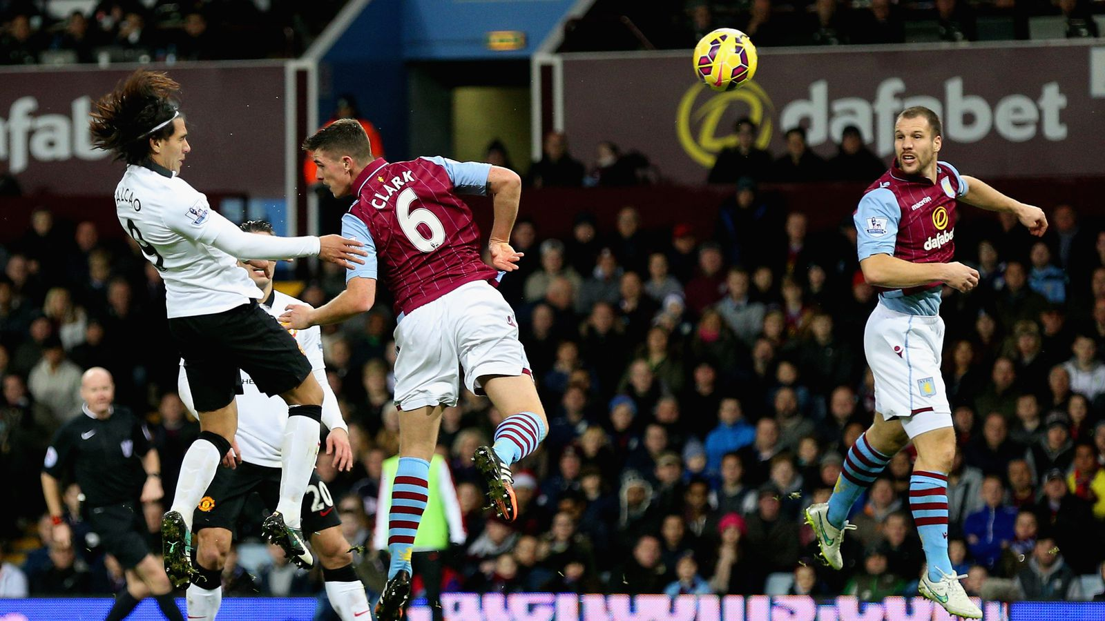 Aston Villa 1-1 Manchester United Poor Display Sees Reds -7938