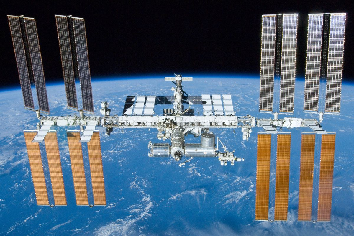 Image result for iss nasa