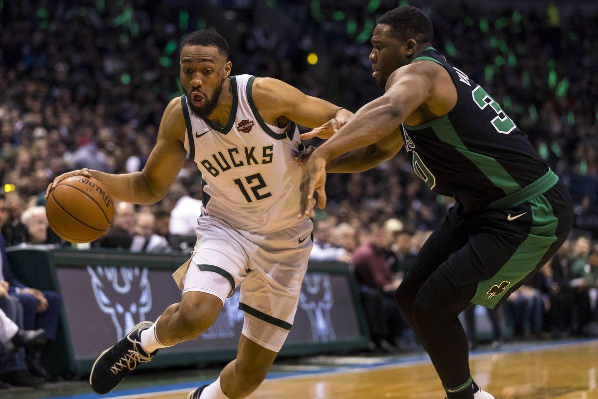 NBA: Playoffs-Boston Celtics at Milwaukee Bucks
