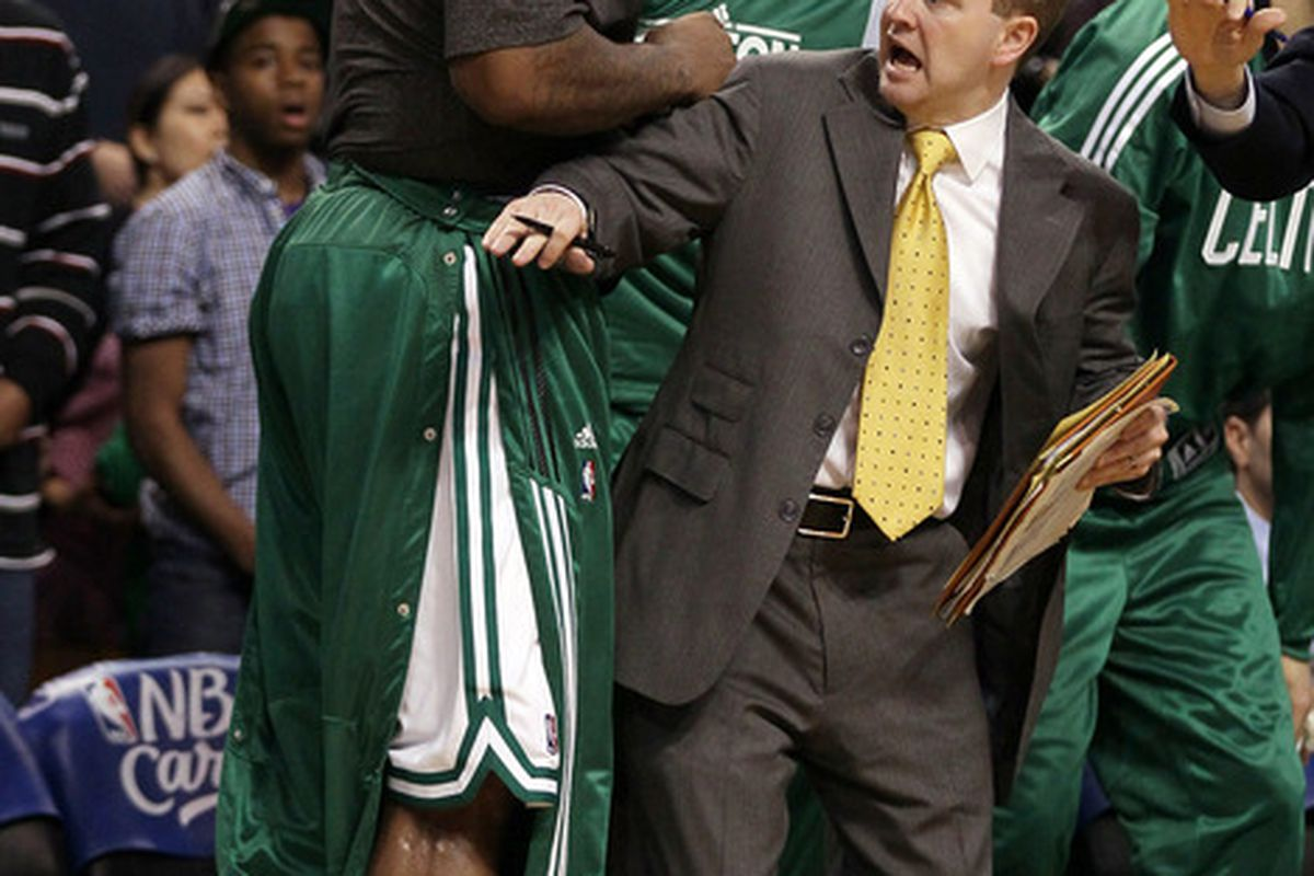 CelticsBlog approves of speaking in the third person, ...or blog.