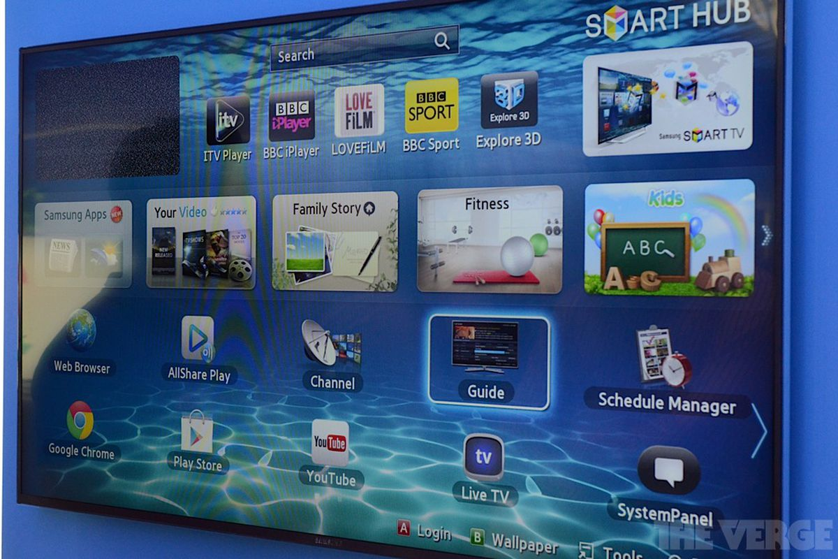 samsung smart tv how to close apps