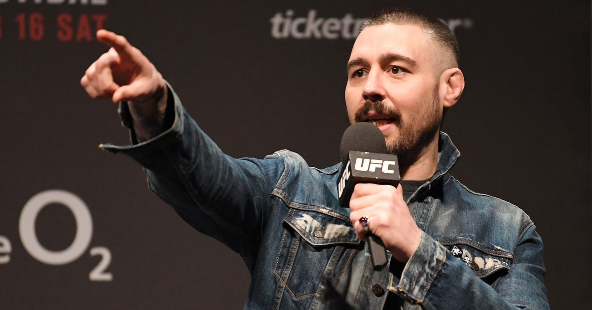 Dan Hardy calls out Nick Diaz for comeback fight