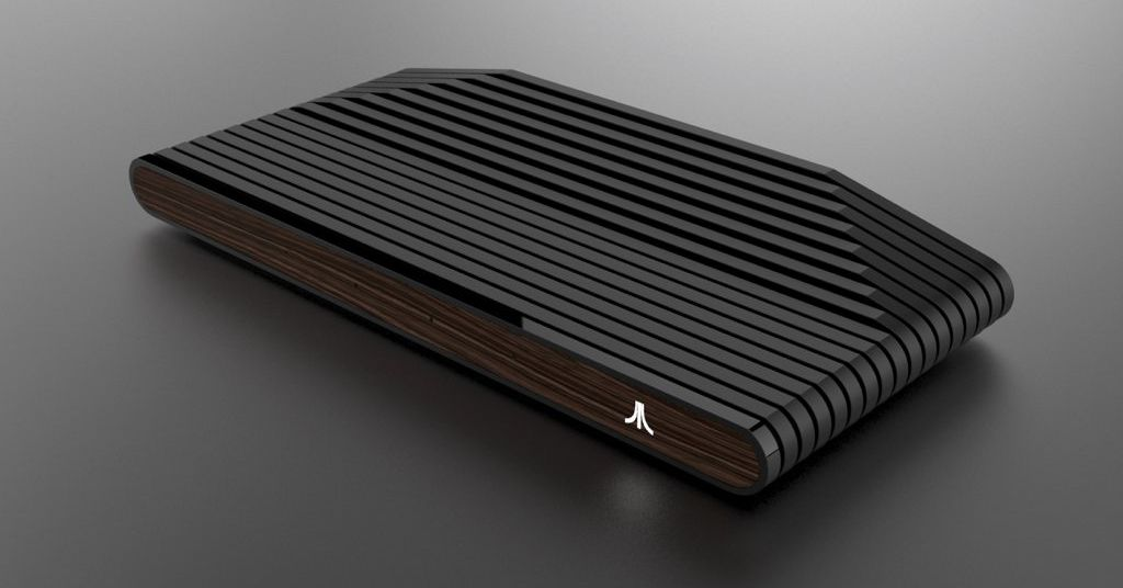 The long-awaited Atari VCS finally has a preorder date