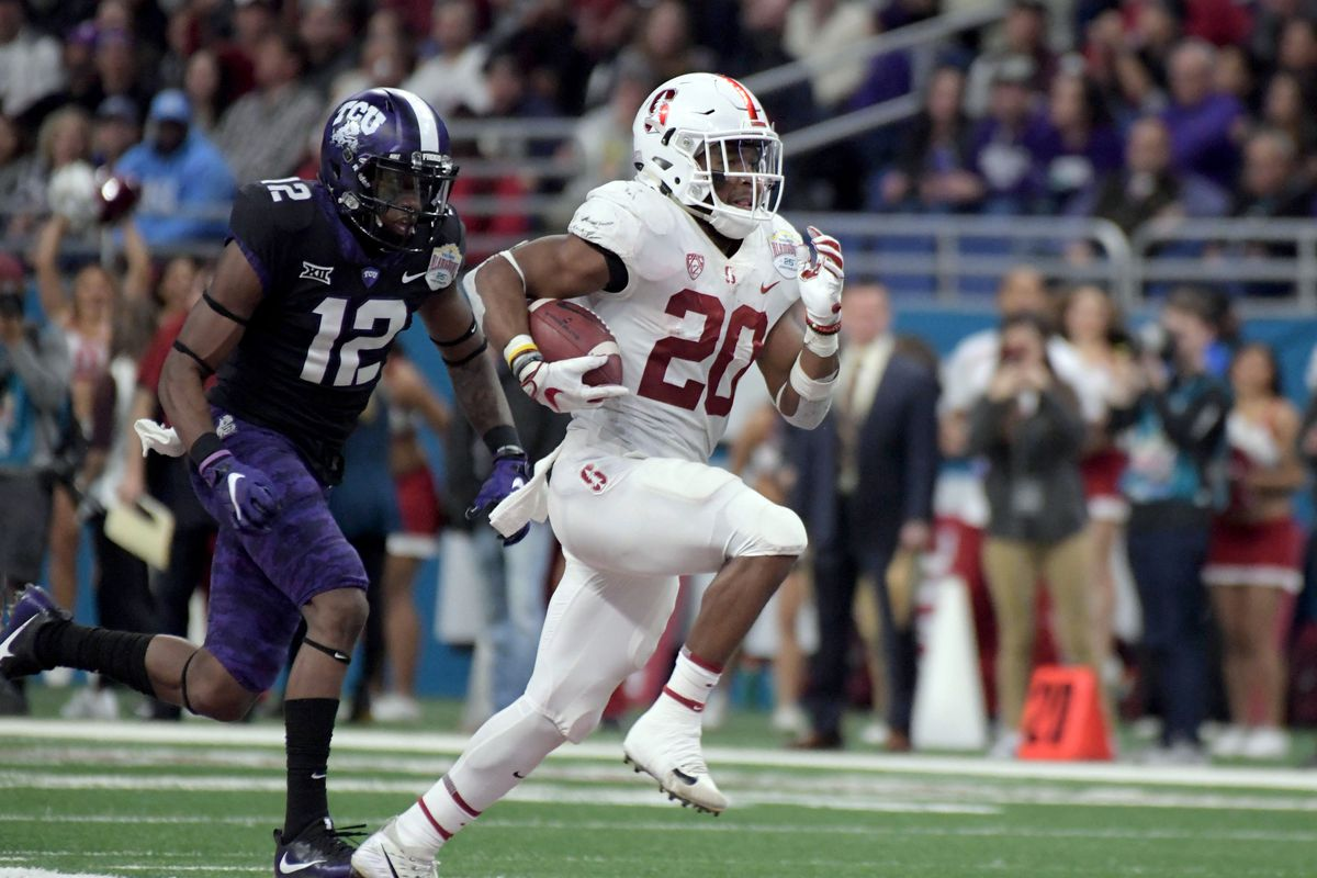 Bryce Love returning to Stanford for senior season