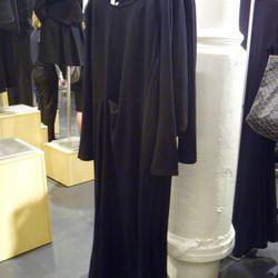 Long wool dress, $109.90