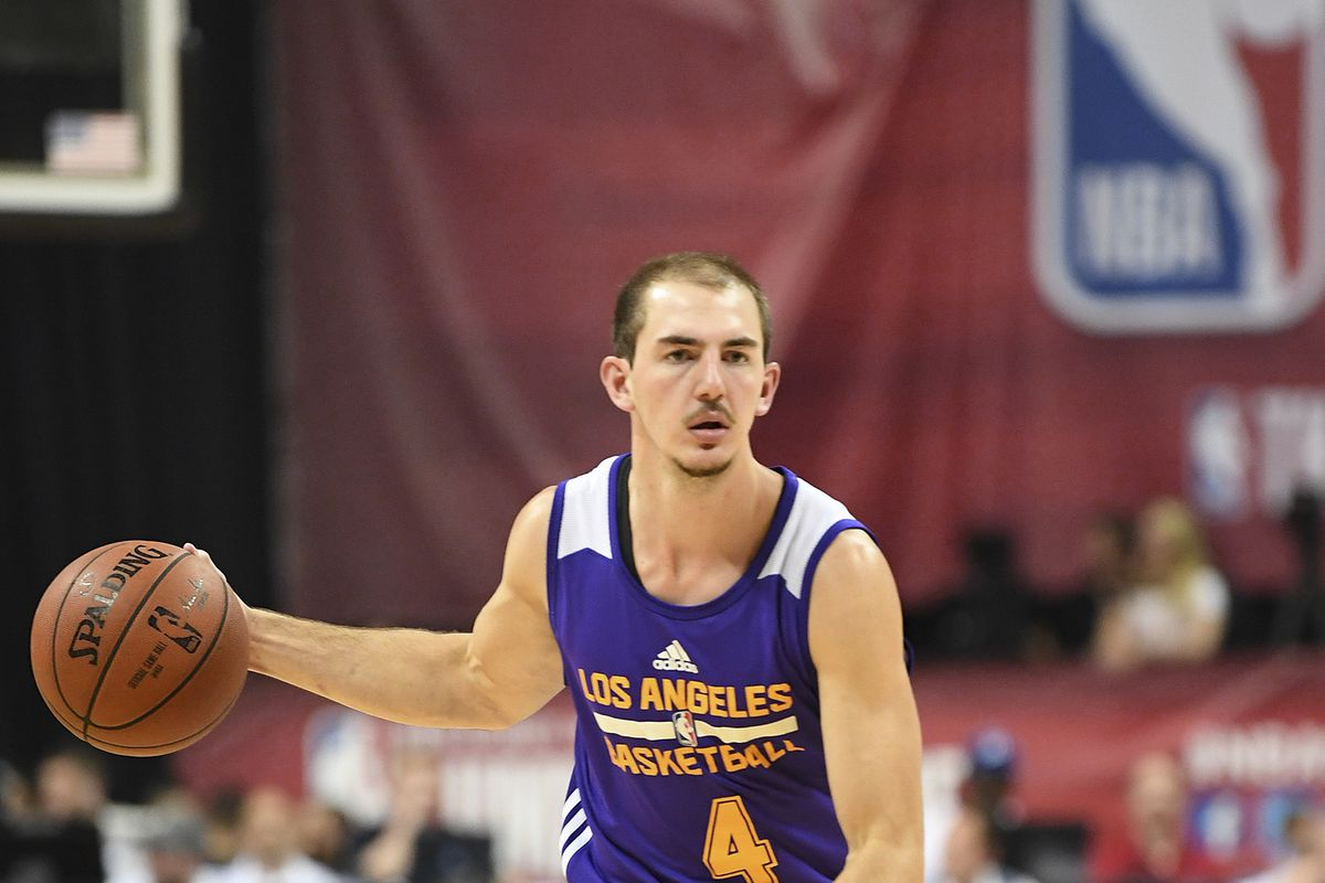 88aba87cf58 Could Strong Summer League Performance Help Propel Alex Caruso To An NBA  Opportunity