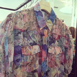 Introducing the instantly covetable Balance Eclectic Shirt in Floral