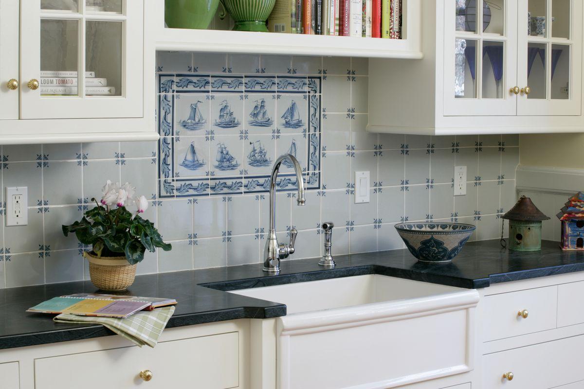 Kitchen Countertop Edges