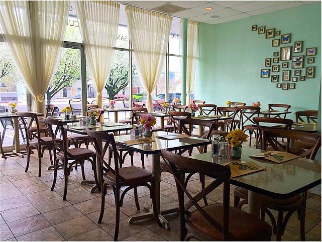 Joy Cafe  Peachtree St Nw  Atlanta Ga