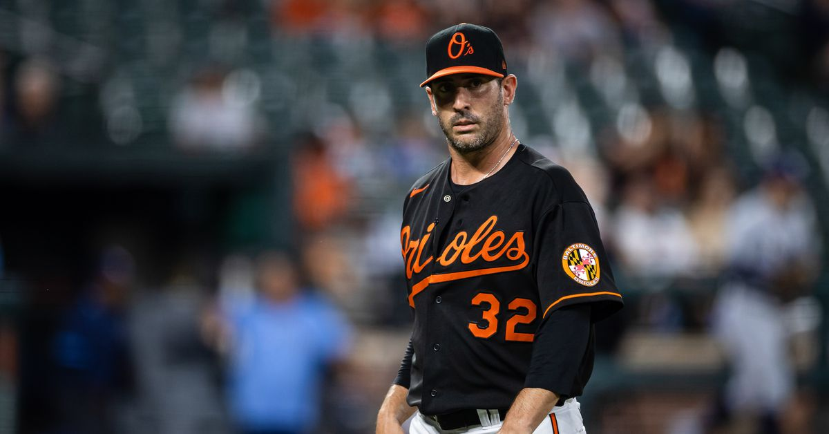 Matt Harvey did enough to continue his big league career, but will it be in Baltimore?