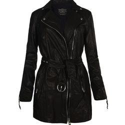 """<b>AllSaints</b> Blake Biker Jacket, <a href=""""http://www.us.allsaints.com/women/leather/allsaints-blake-biker/?colour=5&category=25"""">$650</a>"""