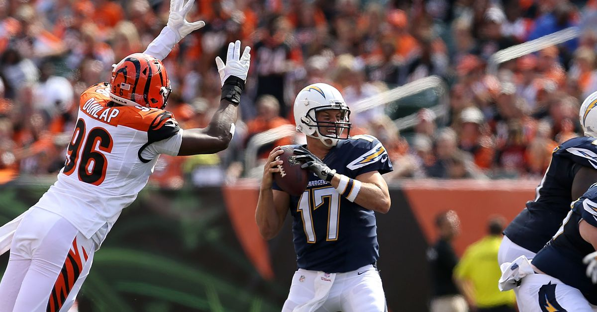 NFL Week 14: Bengals at Chargers