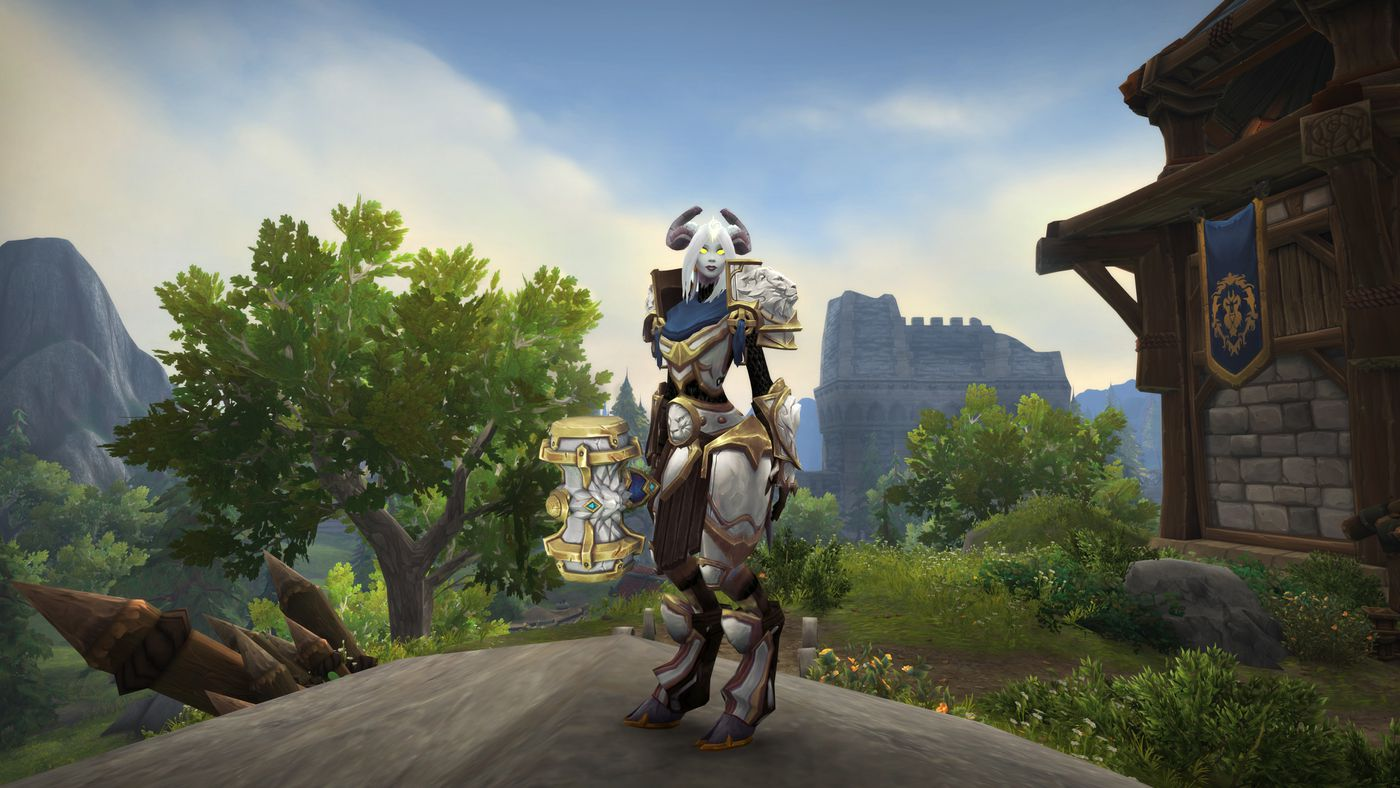 I've played Alliance for 10 years, and now Battle for Azeroth is