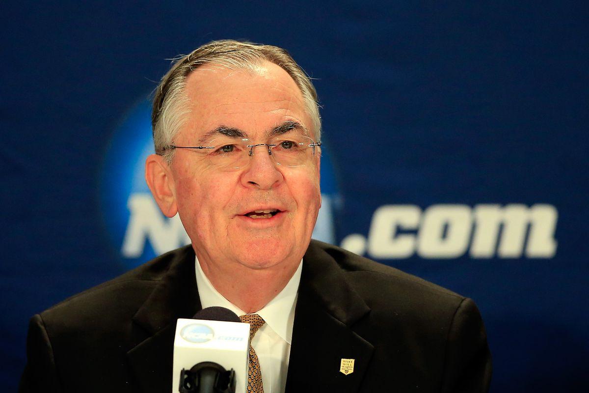 NCAA President Mark Emmert News Conference