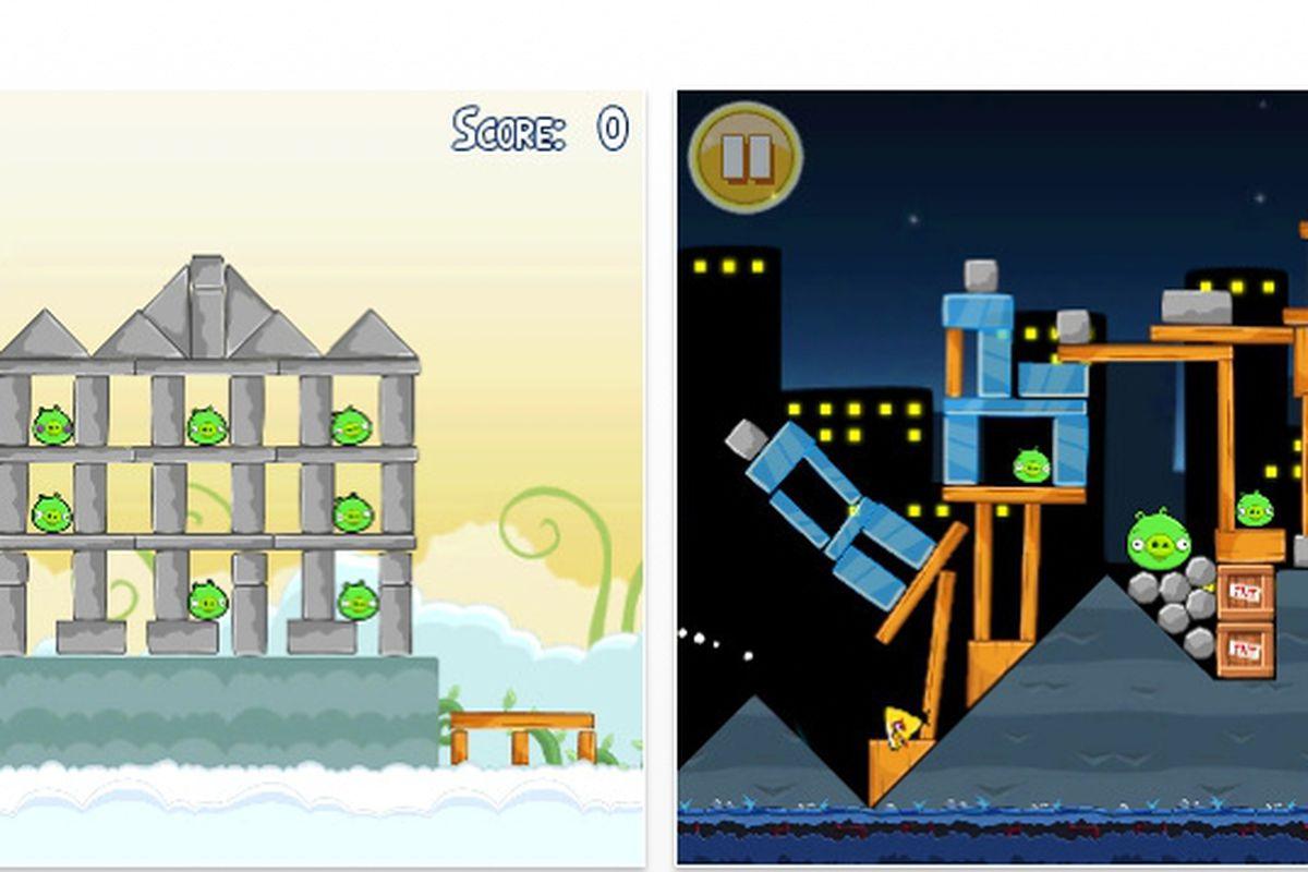 Korea Angry Birds for iOS